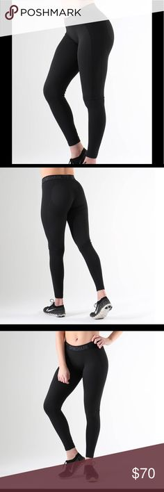 Gymshark Flex Leggings Form hugging and figure flattering, the Gymshark Flex Leggings combine our seamless knit with beautiful design.  - Seamless knit - Elasticated performance waistband - Physique contouring pattern Gymshark Pants Leggings