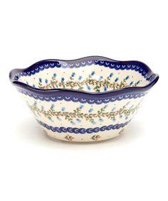Loving this Garland Medium Viki Bowl on #zulily! #zulilyfinds