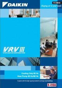 Máy lạnh trung tâm Daikin VRV III
