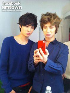Kai y Taemin ♥