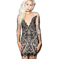For Love & Lemons Lotus Maxi Dress ($249) ❤ liked on Polyvore featuring dresses, black embroidered dress, print maxi dress, see through dress, embroidered dress and a line dress