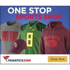 Fanatics : 25% off Everything  http://www.mybargainbuddy.com/fanatics-up-to-50-off-clearance-free-sh-on-50
