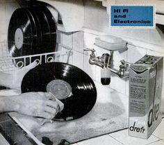Washing records