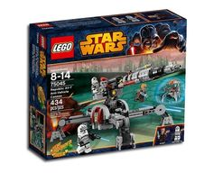 LEGO Star Wars_75045_Republic AV-7 Anti-Vehicle Cannon_Brand New Sealed Set #LEGO