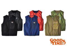 SD Reversible Fleece Vest : ¥13,800(+Tax) #standardcalifornia #スタンダードカリフォルニア #goodtimes