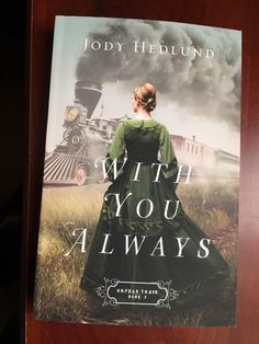 WITH YOU ALWAYS has arrived at Lori Payer's house! http://jodyhedlund.com/books/with-you-always