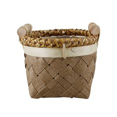 Basket in mixed styles - Buy at Dymak | Wholesale