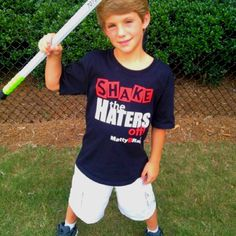 MattyB Raps  Great family oriented nine year old rapper. See his music videos and sign up for his updates.