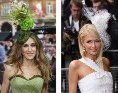 Celebrity Hat Parade - Sarah Jessica Parker & Paris Hilton    jewelry.about.com