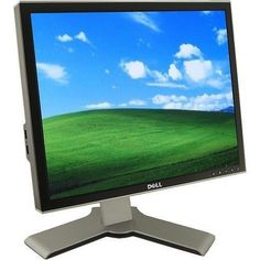 """Dell 2007FPB 20"""" LCD Monitor w/ VGA & power cables..."""