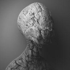 Art-Spire, Source d'inspiration artistique | The strange fur experiments by Can Pekdemir