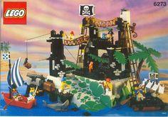 LEGO 6273-1: Rock Island Refuge | Brickset: LEGO set guide and database