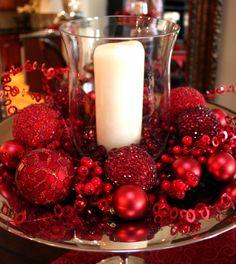 vajilla con motivos navideños | comedores en navidad. | pinterest