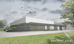 SCHOOL CAMPUS PEER, Peer, 2015 - Bekkering Adams architects