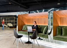 Modern Office Design Concept By Studio O+A