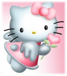 Create and share hello kitty graphics and comments with friends. Hello Kitty Tumblr, Images Hello Kitty, Chat Hello Kitty, Sanrio Hello Kitty, Kitty Kitty, Hello Kitty Backgrounds, Hello Kitty Wallpaper, Hello Kitty Drawing, Hello Kitty Imagenes
