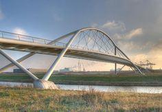 Westzaan Bridge Holland