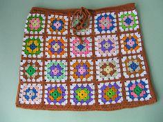 Girl Crochet Skirt by PortugueseWonders on Etsy, $26.00