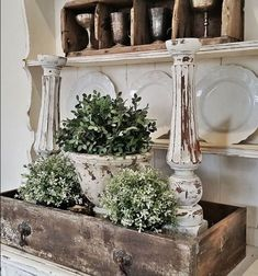 Fabulous Shabby Chic Bauernhaus Wohnzimmer Dekor Ideen - For the Home Cocina Shabby Chic, Shabby Chic Farmhouse, Shabby Chic Kitchen, Country Farmhouse Decor, Shabby Chic Homes, Farmhouse Ideas, Modern Farmhouse, Farmhouse Style, Modern Country