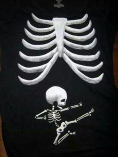 Maternity shirt...kinda cool