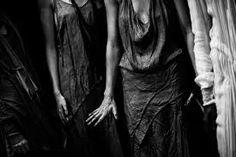 Dark Fashion, Minimal Fashion, Dystopian Fashion, Post Apocalypse, Future Fashion, Sheer Fabrics, Copenhagen, Backstage, Spring Summer Fashion