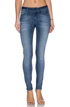 BLACK ORCHID Denim Jude Mid Rise Super Skinny Jeans Dark Blue 27 $190 #204 #BlackOrchid #SlimSkinny