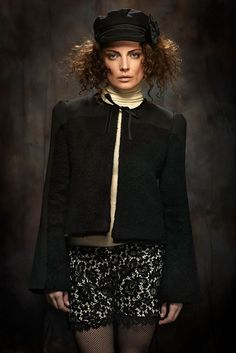 The A/W 13/14 collection of the bulgarian fashion brand KNAPP.