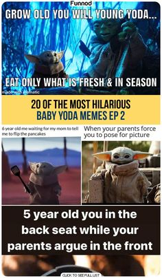 Funny memes of Baby Yoda Funny Memes, Hilarious, Top Funny, Mandalorian, Picture Collection, Funny Stuff, Funny Pictures, Social Media, Guys