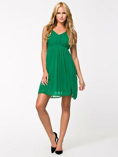 Imillion New Dress - Vila - Jelly Bean - Juhlamekot - Vaatteet - Nainen - Nelly.com
