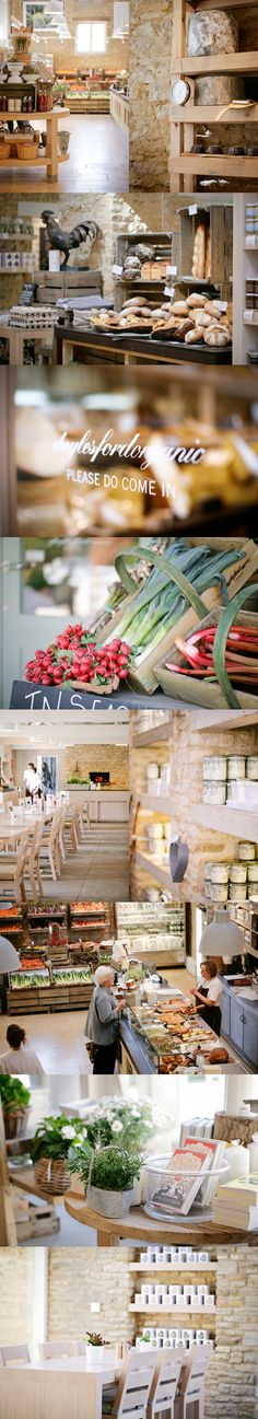 daylesford organic | kitchen table