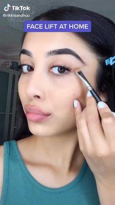 Edgy Makeup, Makeup Eye Looks, Cute Makeup, Skin Makeup, Makeup Art, Flawless Face Makeup, Makeup Brushes, Everyday Makeup Tutorials, Makeup Looks Tutorial