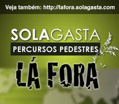 Sola Gasta: site de percursos pedestres por regiões