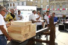 Le Marathon du Médoc - Site officiel Marathon, France, Marathons, French
