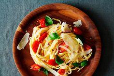 Deliciosos espaguetis en9minutos
