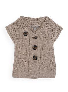 Pumpkin Patch - cardigan - multi stripe hooded cardigan - W2TG30003 - grey mist - 6-12mths to 5