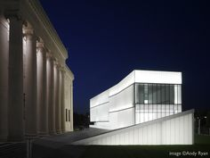 Completed in 2007 in Kansas City, United States. Images by Andy Ryan. The expansion of The Nelson Atkins Museum of Art fuses architecture with landscape to create an experiential architecture that unfolds for visitors...