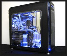 MDPC 006 | Lian Li G70 by Stefan Eisenacher #pcmod #gamingpc #custompc