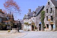 Le Finistère : Locronan