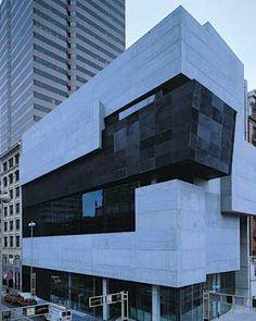Zaha Hadid: Rosenthal Center for Contemporary Art,Cincinnati - EUA - ARCOWEB