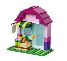 Amazon.com: LEGO Classic Creative Bricks 10692: Toys & Games