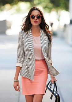 chic office look :)  someone get me this pls