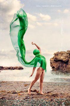 She's like the wind....