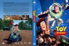 Toy Story movie dvd.  Needs to be resized.