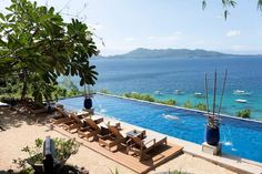 Poolside at Vivere Azure Resort, Batangas, Philippines Beach Resorts, Hotels And Resorts, Batangas Philippines, Makati City, Dive Resort, Verde Island, Beach Tops, Philippines Travel, Water Slides