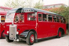 1951 Guy Arab III with unusual Roe coach body