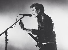 alex turner // arctic monkeys.