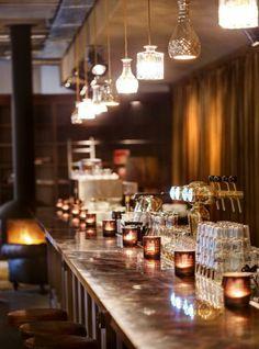 Hotel V Nesplein ****, The Lobby Bar