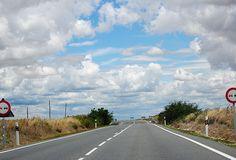 De camino a Segovia