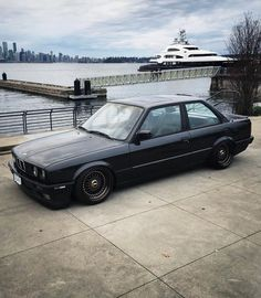 "2,939 mentions J'aime, 6 commentaires - Renown | San Francisco (@renownusa) sur Instagram : ""Renown Monaco inside @jonnymooshoo #E30.   @chris__hicks #PNW #BBS"""