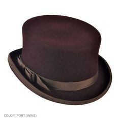 Bollman Hat Company Heritage Collection 1880s Equestrian Hat